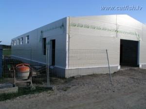 Строительство рыбной фермы (УЗВ) в Европе за деньги Еврофондов